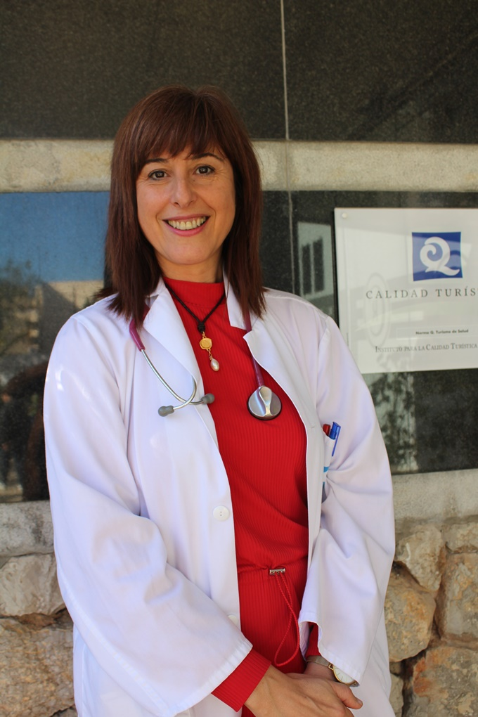 Doctora red