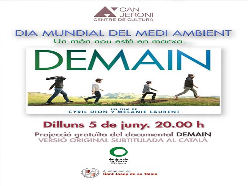 Documental:  Demain