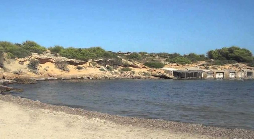 Playa de s´Estanyol