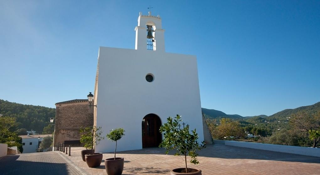 Sant Agustí des Vedrà Church