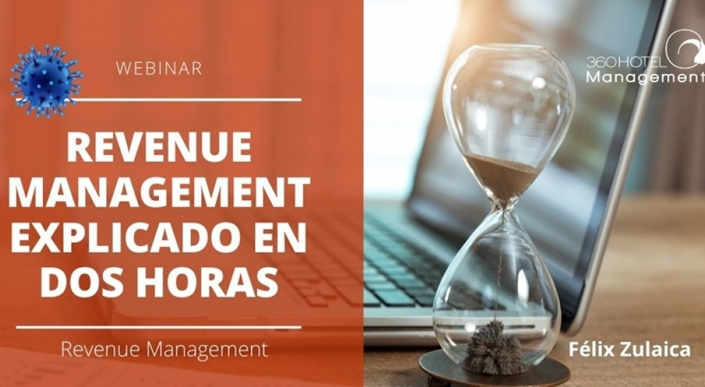 Webinar Revenue Management explicado en dos horas