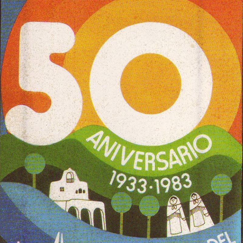 50th Aniversary Poster