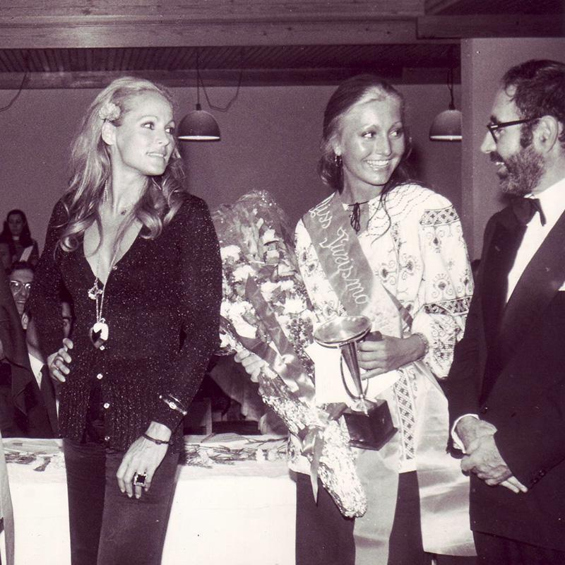 Miss Tourism with Ursula Andress