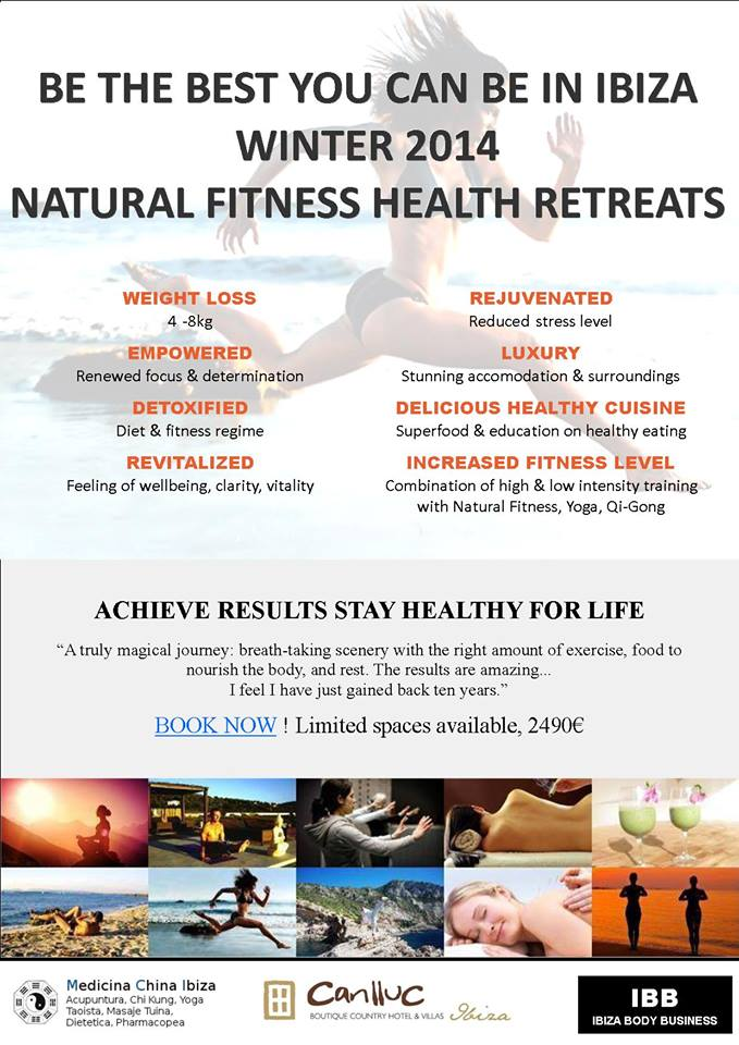 Can Lluc Natural Fitness