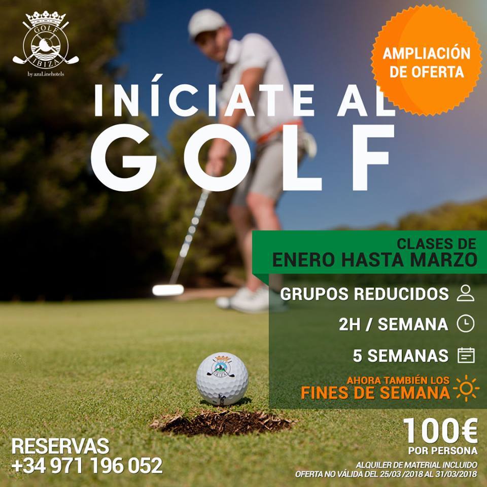 Iníciate al Golf