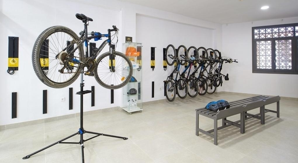 Primer hotel Bikefriendly de Ibiza
