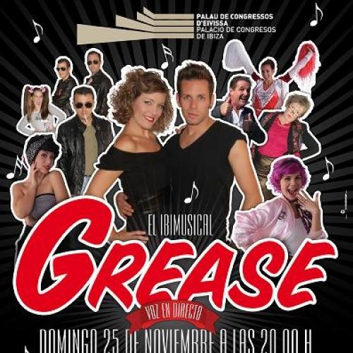 Grease, el musical en el palacio de congresos