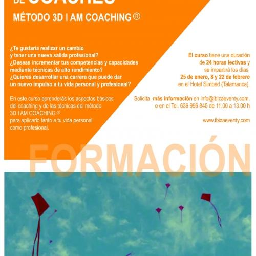 Formación de Coaches: Método 3 D I AM COACHING