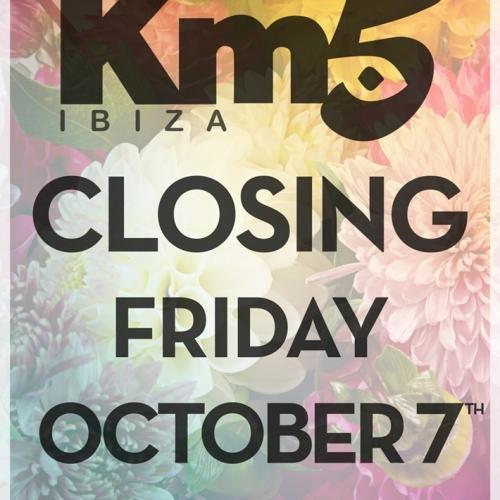 KM 5 Ibiza Closing Party
