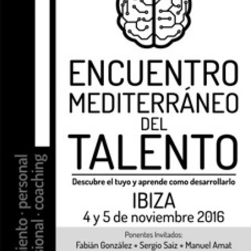 1st Mediterranean meeting of the talent