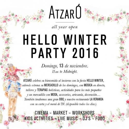 Hello Winter Party