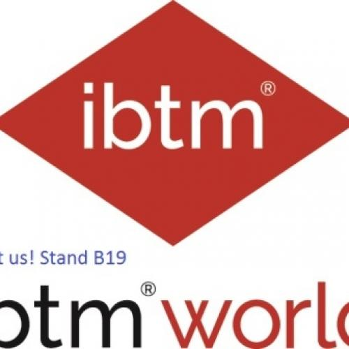 Ibiza returns to IBTM World. Visit us on stand B19!