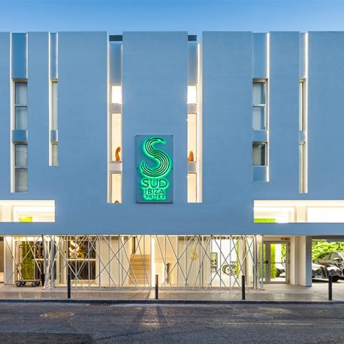 Our new member: Sud Ibiza Suites
