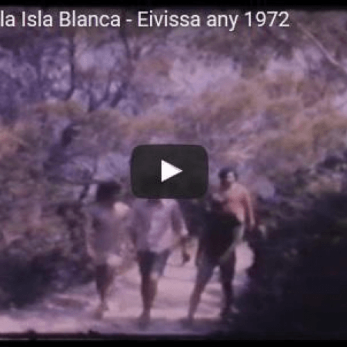 Ibiza in the 70's