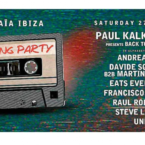 Opening Party 2017 - Ushuaïa Ibiza