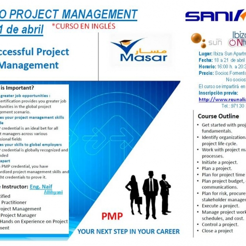 Project Management Course: ANULADO