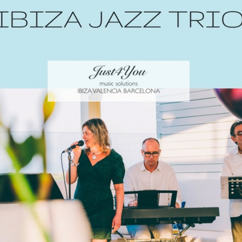 Ibiza Jazz Trio, by Just4you en la sala cultural de Sa Nostra