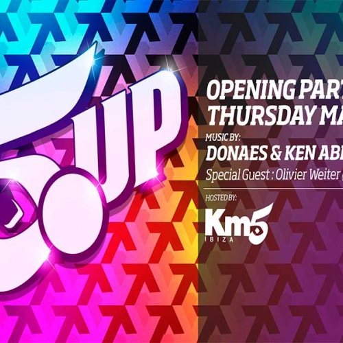 5 UP returns every thursday at Km5