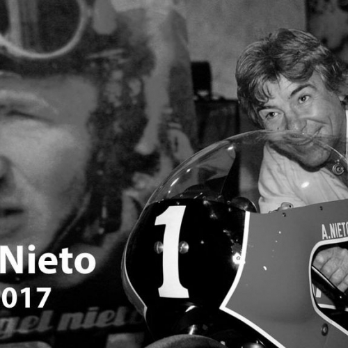 Dies Ángel Nieto, rests in peace champion