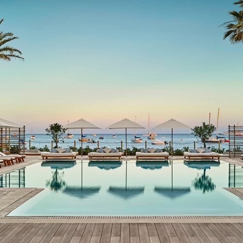 Nobu Hotel Ibiza Bay, choose your experience