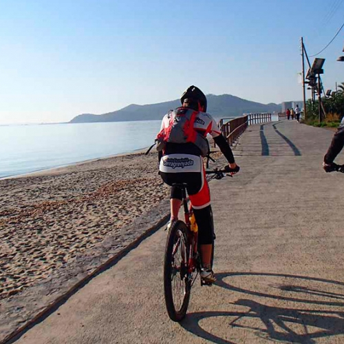 Enjoy the autumn cycling in Ibiza