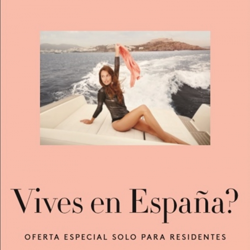Special offert local rates to all Spanish residents*