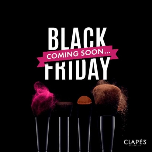 Black Friday at Perfumerías Clápes