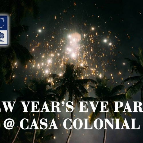 Celebrate Christmas at Casa Colonial.