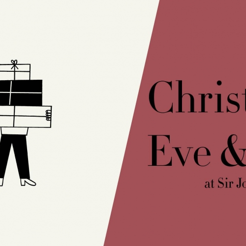 Christmas Eve & Day, in Sir Joan