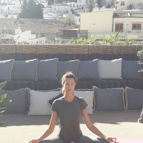 Yoga in Hotel Montesol