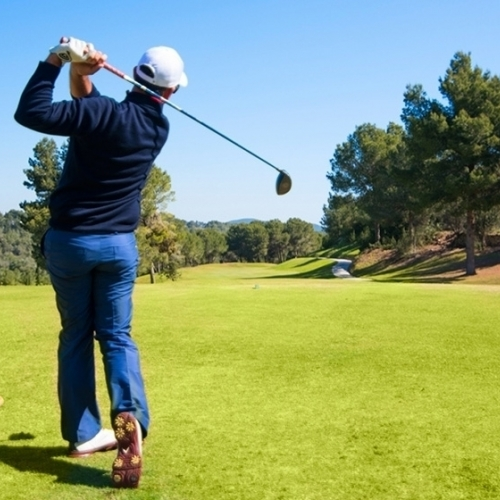 The benefits of playing golf