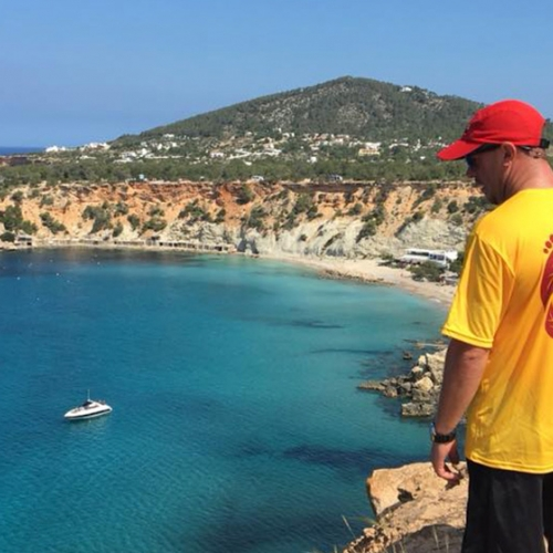 Discovering Ibiza by a different way