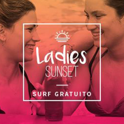 Ladies day in Surf Lounge Ibiza