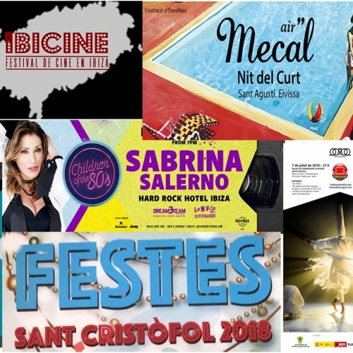 Nits de Museu, Sant Cristòfol and more this weekend