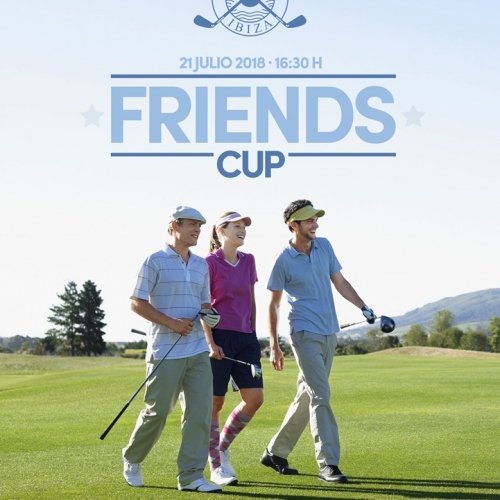 1st. Friends Cup Golf Ibiza
