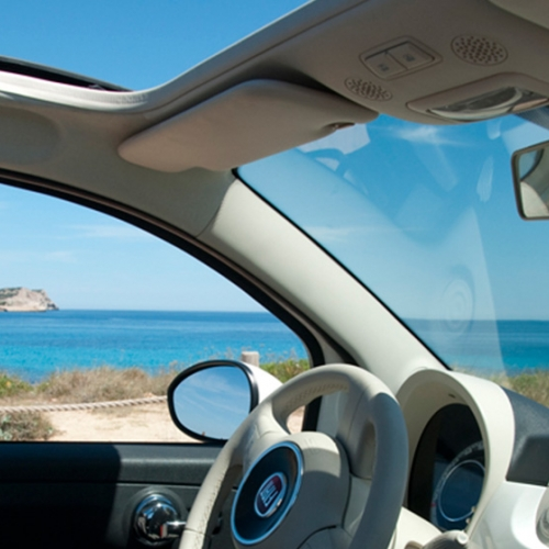 10% of discount in your rent a car in Ibiza