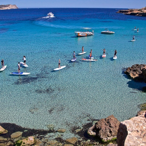 A different and unforgettable way to explore Ibiza. Are you on board?