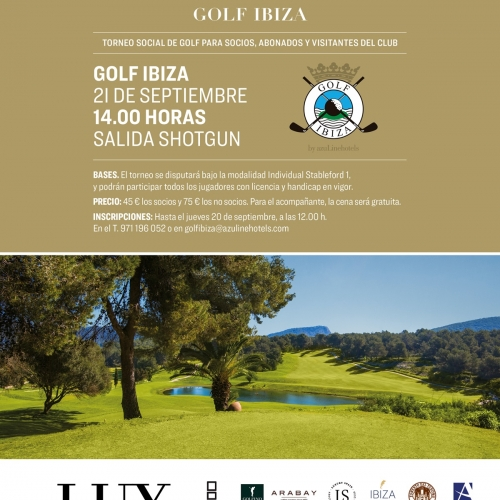 I Tournament Lux OD Hotels Golf Ibiza