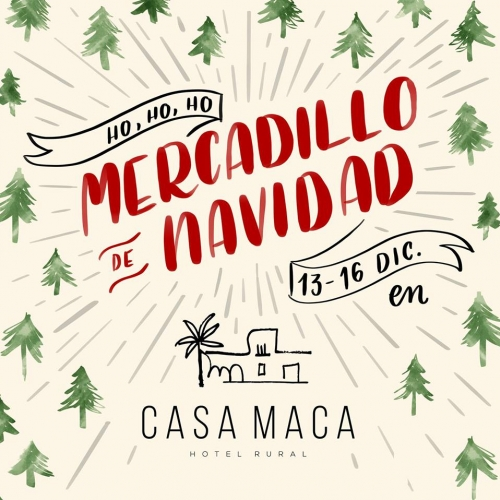 Christmas Market in Casa Maca