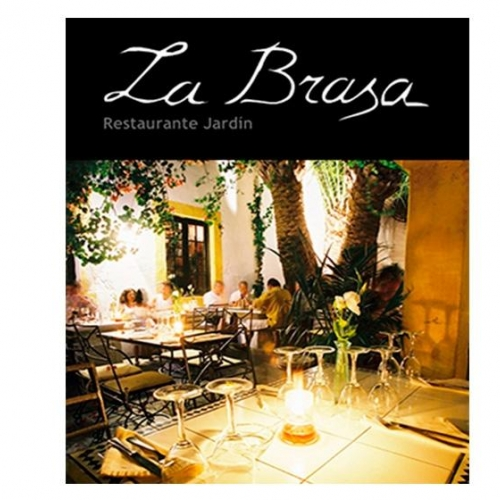 La Brasa, charming restaurant in Ibiza centre