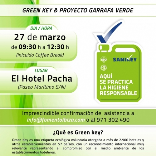 Green Key presentation