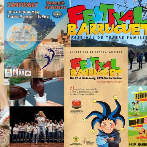 Guided tours, Barruguet festival and more to enjoy this weekend