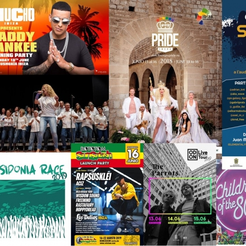 ibiza Gay Pride and others activities to enjoy this weekend in Ibiza