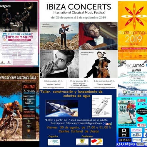 What do you do in Ibiza in september?