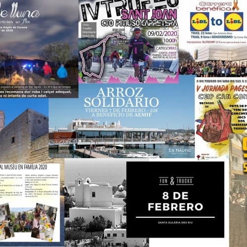 Sport, music and more to enjoy this weekend in Ibiza